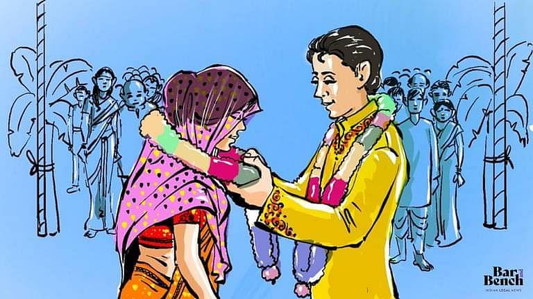 धार्मिक रूपांतरण, अंतर-विवाह विवाह की व्याख्या पर मध्य प्रदेश अध्यादेश