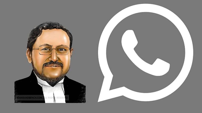[WhatsApp Policy] आप ट्रिलियन डॉलर कंपनी हो सकते है पर लोग अपनी निजता को महत्व देते है: SC ने केंद्र, व्हाट्सएप से मांगा जवाब