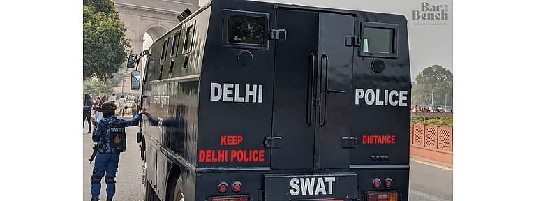 किसान विरोध: दिल्ली HC ने पुलिस द्वारा हिरासत मे लिए गए व्यक्तियो को रिहा करने के लिए PIL पर विचार करने से इनकार किया