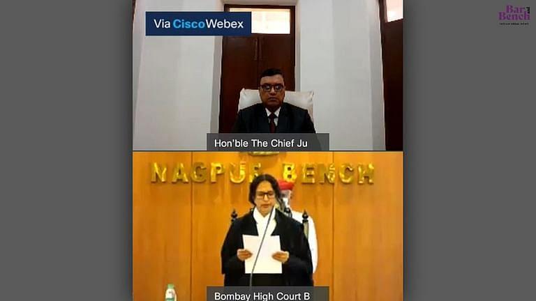 विवादित POCSO एक्ट पर निर्णय देने वाली जस्टिस पुष्पा गनेदीवाला ने बॉम्बे हाईकोर्ट की अतिरिक्त जज के रूप में शपथ ली