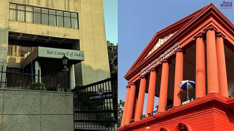 ब्रेकिंग: कर्नाटक HC ने बीसीआई, केएसएलयू के ऑफ़लाइन इंटरमीडिएट सेमेस्टर परीक्षा आयोजित करने के लिए फैसले को खारिज किया