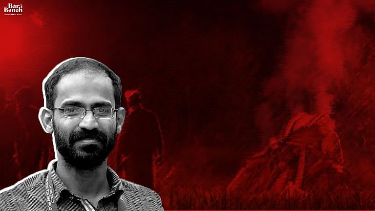 ब्रेकिंग: सुप्रीम कोर्ट ने पत्रकार सिद्दीक कप्पन को केरल में अपनी बीमार मां से पांच दिनों के लिए मिलने की अनुमति दी
