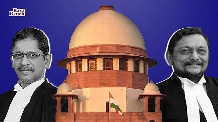 [ब्रेकिंग] भारत के मुख्य न्यायाधीश एसए बोबडे ने जस्टिस एनवी रमना को अगले सीजेआई के रूप में नियुक्त करने की अनुशंषा की