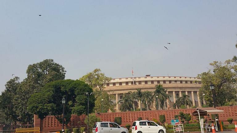 [ब्रेकिंग] राज्य सभा ने दिल्ली राष्ट्रीय राजधानी राज्य क्षेत्र शासन (संशोधन) विधेयक 2021 पारित किया