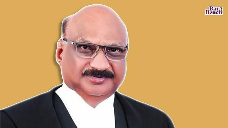 सुप्रीम कोर्ट के न्यायाधीश, न्यायमूर्ति मोहन एम शांतनगौदर का निधन