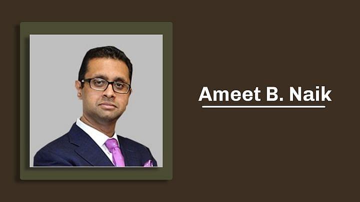 Ameet B. Naik