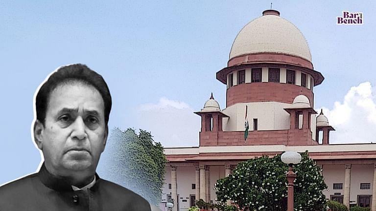 अंतिम आदेश प्लीडिंग के बिना पारित किया गया: महाराष्ट्र सरकार, अनिल देशमुख ने बॉम्बे HC के फैसले के खिलाफ SC में अपील दायर की
