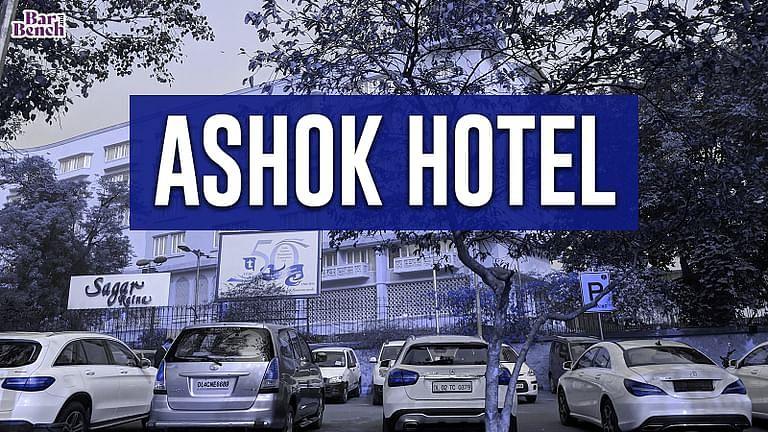 दिल्ली सरकार ने दिल्ली उच्च न्यायालय के न्यायाधीशों के लिए अशोक होटल में COVID-19 सुविधा के अपने आदेश को वापस लिया