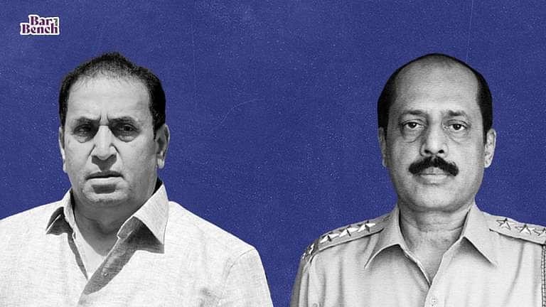 सचिन वझे ने एनआईए को दिए बयान में कहा: अनिल देशमुख, शिवसेना मंत्री अनिल परब ने मुझसे 100 करोड़ रुपये वसूल करने के लिए कहा