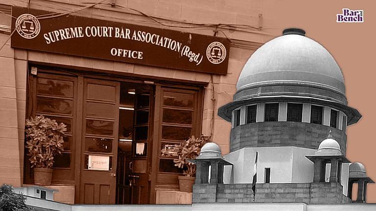 SCBA ने उच्च न्यायालयो से सुप्रीम कोर्ट मे COVID मुद्दो के प्रस्तावित स्थानांतरण का विरोध करते हुए शीर्ष अदालत का रुख किया