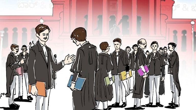[वकीलों की हड़ताल] अदालतों के कार्य न करने पर समाज को भारी क्षति: कर्नाटक उच्च न्यायालय