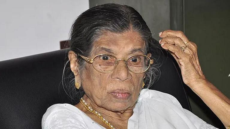 केरल की राजनीतिज्ञ, 1957 में भूमि सुधार विधेयक प्रस्तुत करने वाली एडवोकेट केआर गौरी अम्मा का निधन