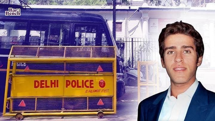 [ब्रेकिंग] दिल्ली उच्च न्यायालय ने टीवी एंकर वरुण हिरेमथ को बलात्कार मामले में अग्रिम जमानत दी