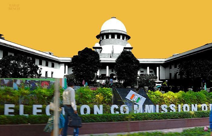 """[ब्रेकिंग] चुनाव आयोग ने मद्रास उच्च न्यायालय द्वारा """"हत्या के आरोपों"""" के खिलाफ सुप्रीम कोर्ट में अपील दायर की"""