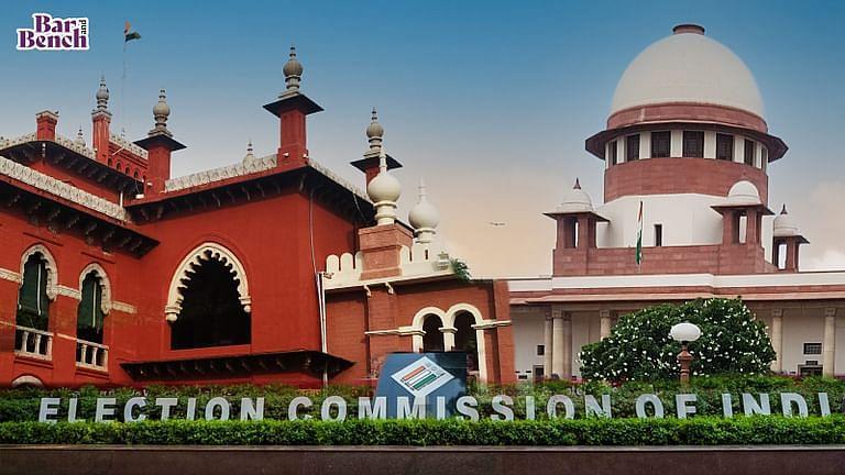 भाषण की स्वतंत्रता अदालत की कार्यवाही को कवर करने की स्वतंत्रता रखती है: SC ने मद्रास HC के खिलाफ ECI की याचिका खारिज की