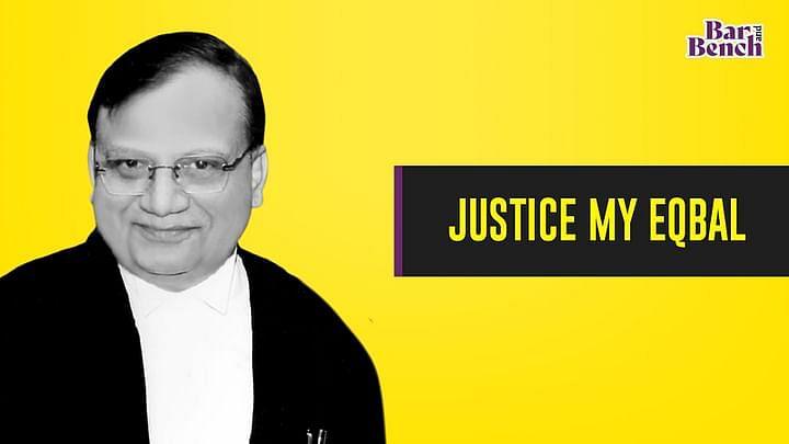 सुप्रीम कोर्ट के पूर्व न्यायाधीश, न्यायमूर्ति एमवाई इकबाल का निधन