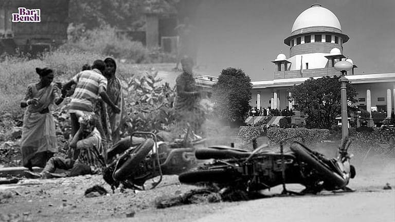 सुप्रीम कोर्ट ने बीजेपी के दो कार्यकर्ताओं की हत्या की सीबीआई जांच की मांग वाली याचिका पर पश्चिम बंगाल सरकार से जवाब मांगा