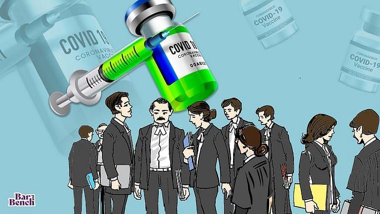 सुप्रीम कोर्ट बार एसोसिएशन ने 18-44 आयु वर्ग के सदस्यों, परिवारों को टीका लगाने की अनुमति प्राप्त की