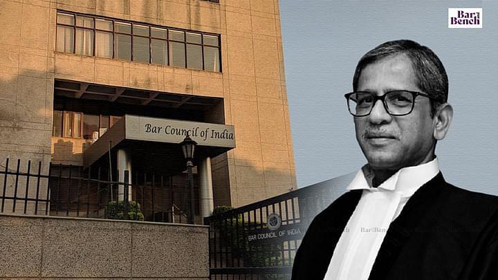 [ब्रेकिंग] भारत के मुख्य न्यायाधीश एनवी रमना ने अभी तक BCI नियमो मे संशोधन को मंजूरी नहीं दी है: BCI ने केरल HC को सूचित किया
