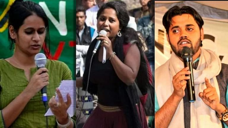 [ब्रेकिंग] दिल्ली दंगो के UAPA मामले मे दिल्ली कोर्ट ने देवांगना कलिता,नताशा नरवाल,आसिफ इकबाल तन्हा को रिहा करने का आदेश दिया