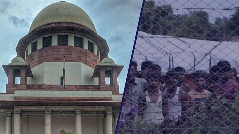 IUML ने अफगान, बांग्लादेश, पाकिस्तान के गैरमुस्लिम को नागरिकता अनुदान की अनुमति वाले MHA आदेश पर रोक के लिए SC का रुख किया