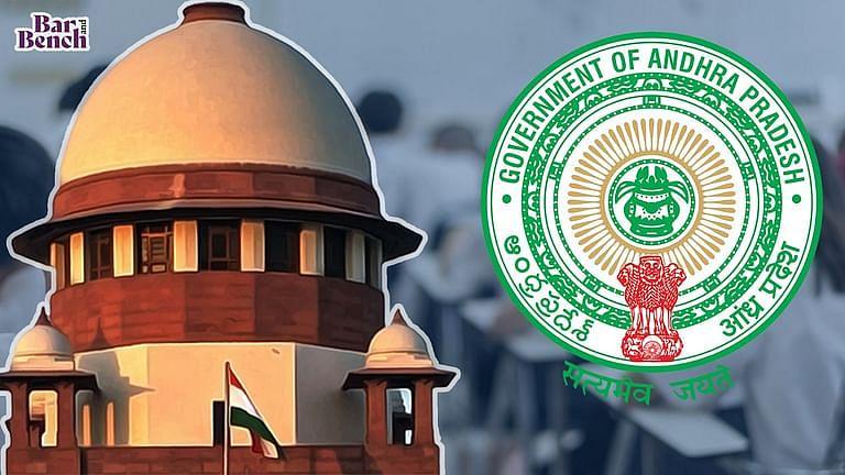 आंध्रप्रदेश सरकार ने कक्षा 10, 12 के लिए राज्य बोर्ड की परीक्षा रद्द की; SC की शर्तों के मुताबिक परीक्षा आयोजित करना संभव नही