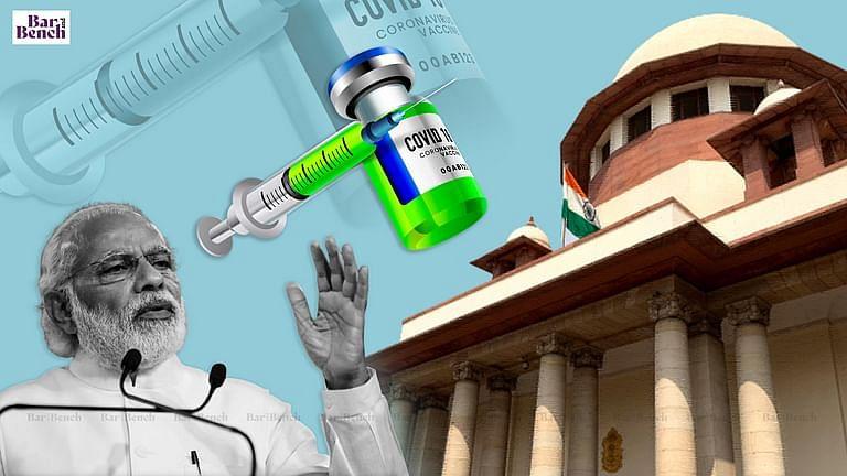 [कोविड टीकाकरण] सुप्रीम कोर्ट ने क्या कहा और प्रधानमंत्री ने कैसे प्रतिक्रिया दी