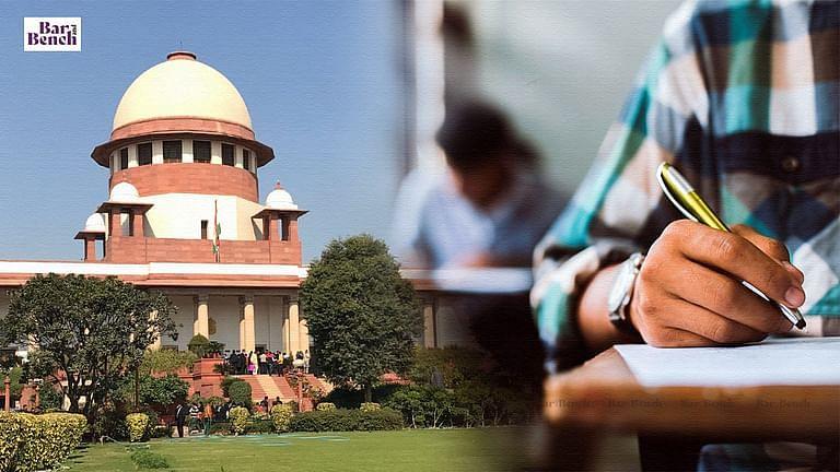 [COVID-19 के बीच कक्षा 12 परीक्षा] असम, त्रिपुरा, पंजाब ने SC को बताया कि उन्होंने कक्षा 12 की राज्य बोर्ड परीक्षा रद्द कर दी