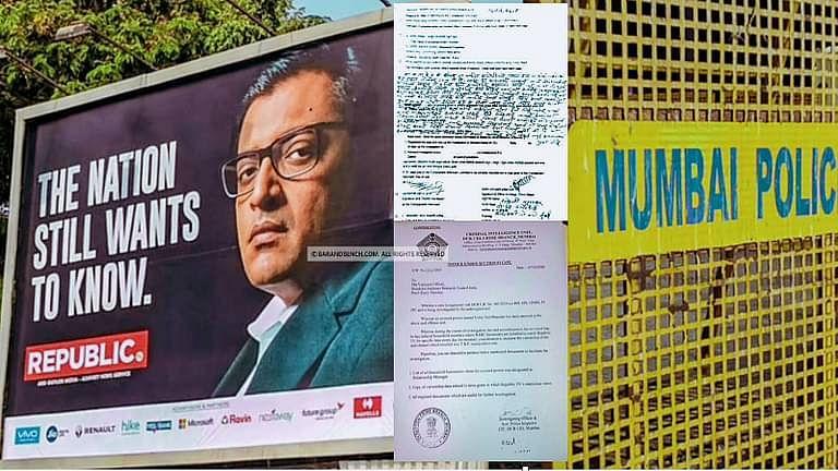 [टीआरपी घोटाला] मुंबई पुलिस ने पूरक आरोप पत्र दायर किया; अर्नब गोस्वामी को आरोपी बनाया गया