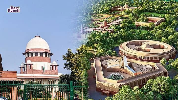 सुप्रीम कोर्ट ने सेंट्रल विस्टा के निर्माण को रोकने से इनकार करने वाले दिल्ली उच्च न्यायालय के आदेश के खिलाफ अपील खारिज कर दी