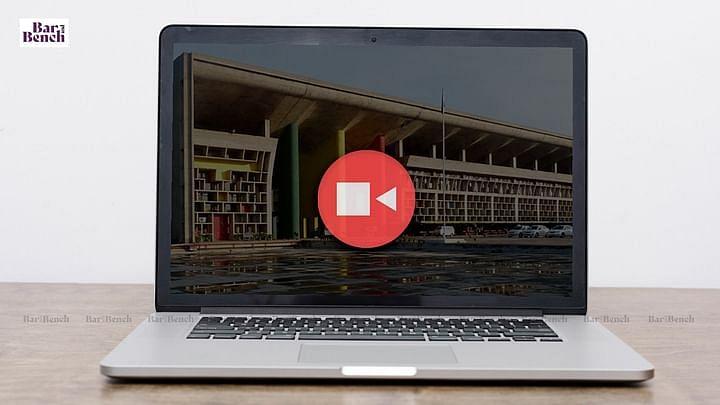 [वीडियो कॉन्फ्रेंस] स्वीकृत प्लेटफॉर्म पर तकनीकी खराबी के मामले मे पंजाब & हरियाणा HC व्हाट्सएप या गूगल डुओ का उपयोग करेगा