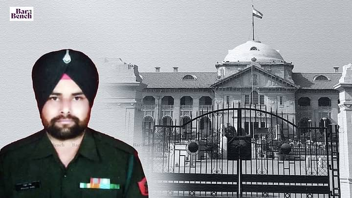सेना के पूर्व जवान ने UP पुलिस पर अत्याचार का आरोप लगाते हुए इलाहाबाद HC का रुख किया: कोर्ट ने राज्य से निर्देश लेने को कहा