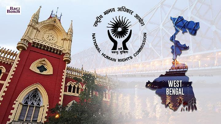 कलकत्ता HC ने चुनाव बाद हिंसा की जांच कर रही NHRC टीम की बाधा के बाद दक्षिण कोलकाता  DCP को अदालत अवमानना का नोटिस जारी किया