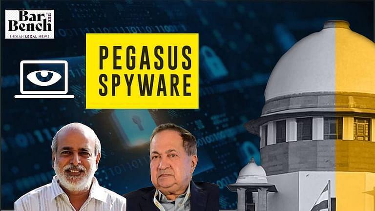 [ब्रेकिंग] हिंदू समूह निदेशक एन राम, वरिष्ठ पत्रकार शशि कुमार ने पेगासस कांड की न्यायिक जांच की मांग करते हुए SC का रुख किया