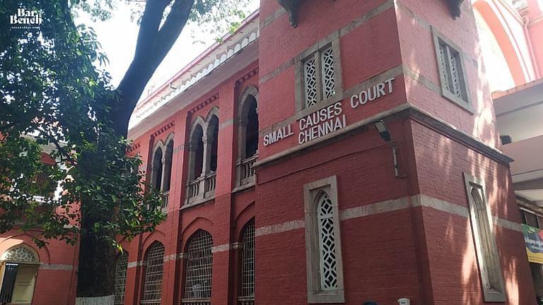 Small Causes Court, Chennai