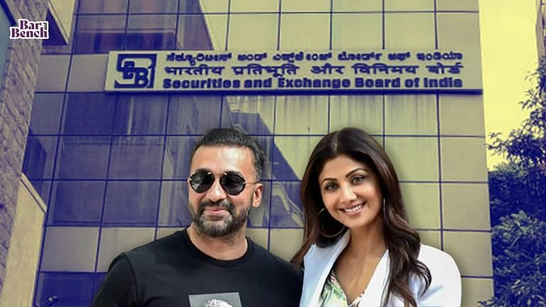 सेबी ने इनसाइडर ट्रेडिंग मामले में शिल्पा शेट्टी, राज कुंद्रा, कंपनी वियान इंडस्ट्रीज पर 3 लाख रुपये का जुर्माना लगाया