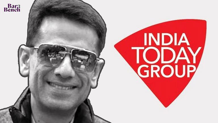 नवनीत कालरा ने ऑक्सीजन कन्सेंट्रेटर मामले पर प्रसारित समाचार के संबंध मे मानहानि का आरोप लगाते हुए इंडिया टुडे को नोटिस भेजा