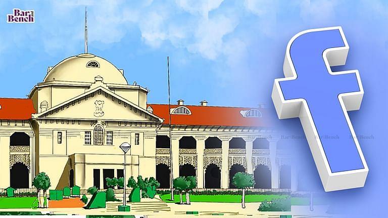 इलाहाबाद HC ने इलाज के दौरान पत्नी की मौत पर दुख व्यक्त करने वाले FB पोस्ट के लिए व्यक्ति के खिलाफ दर्ज कार्यवाही पर रोक लगाई