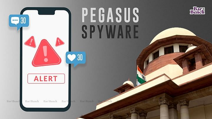 पेगासस देश, न्यायपालिका पर गंभीर हमला: स्नूपिंग कांड की अदालत की निगरानी मे जांच की मांग को लेकर एमएल शर्मा ने SC का रुख किया