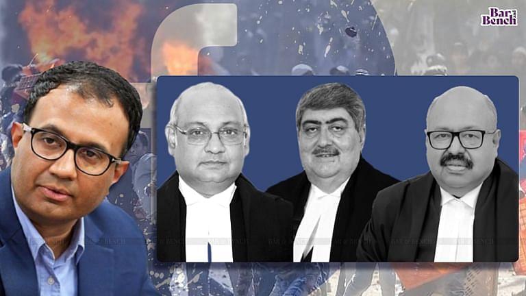 अजीत मोहन की याचिका पर SC ने कहा: दिल्ली विधानसभा दिल्ली दंगो की जांच कर सकती है लेकिन अभियोजन एजेंसी की भूमिका नही निभा सकती