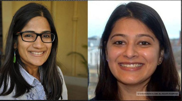Dharini Mathur and Tanya Aggarwal