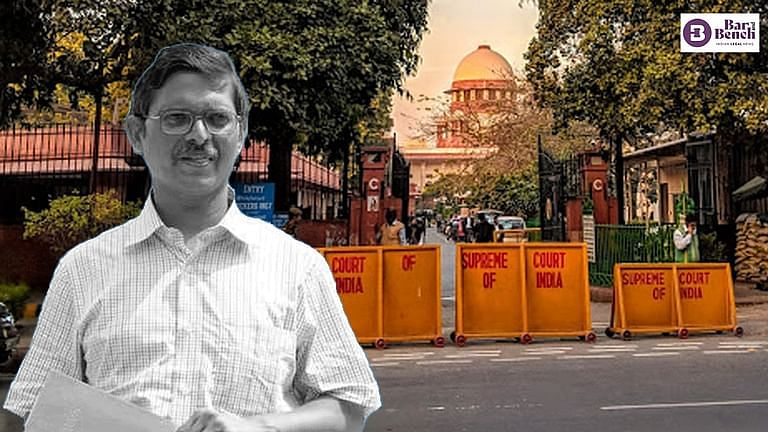 SC गेट के बाहर आत्मदाह: यूपी कोर्ट ने पूर्व आईपीएस अमिताभ ठाकुर को आत्महत्या के लिए उकसाने के आरोप मे न्यायिक हिरासत में भेजा