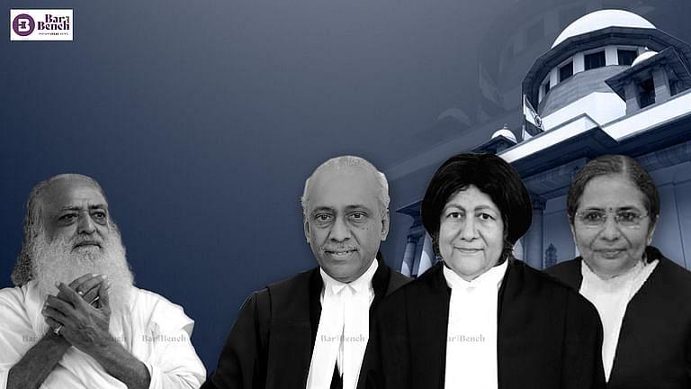 सामान्य अपराध नही: SC ने आसाराम बापू की आयुर्वेदिक उपचार को आगे बढ़ाने के लिए सजा को निलंबन की मांग वाली याचिका को खारिज किया