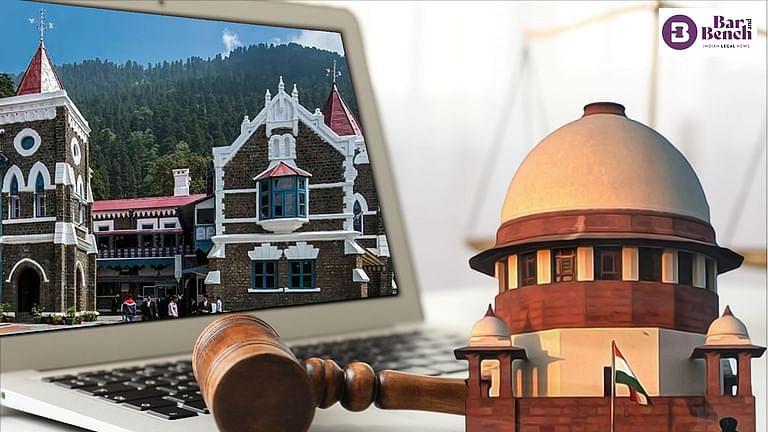 वर्चुअल कोर्ट की सुनवाई को मौलिक अधिकार घोषित करने के लिए, सभी हाईकोर्ट में वर्चुअल सुनवाई जारी करने के लिए SC मे याचिका दायर