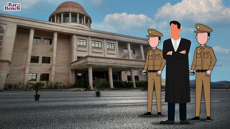 सुरक्षा केवल किसी की हैसियत बढ़ाने के लिए नहीं दी जानी चाहिए: इलाहाबाद HC ने वकील को व्यक्तिगत सुरक्षा देने से इनकार किया