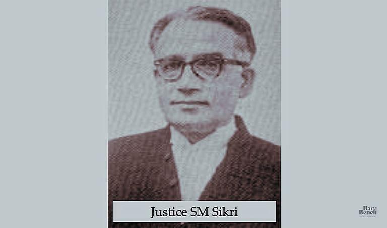 Justice Sarv Mittra Sikri