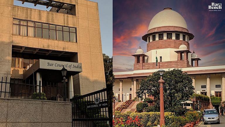 न्याय प्रणाली के स्वतंत्र कामकाज के लिए खतरा: BCI ने SC से जजो, वकीलों की सुरक्षा के लिए विशेष सुरक्षा बल बनाने का आग्रह किया