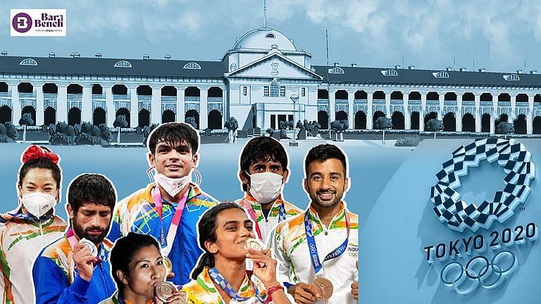 टोक्यो ओलंपिक मे भारत के अच्छे प्रदर्शन के बाद, इलाहाबाद HC ने विश्वविद्यालय से LLM के लिए खेल कोटा पर विचार करने को कहा