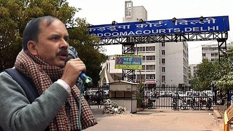 [दिल्ली हिंसा]जामिया के पूर्व छात्र अध्यक्ष शिफा-उर-रहमान ने यह कहते हुए जमानत की मांग की कि CAA, NRC का विरोध करना अपराध नही