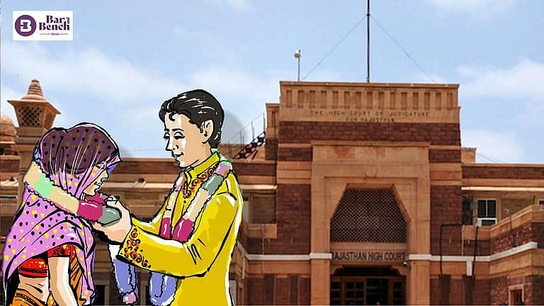 लिव-इन-रिलेशनशिप मे विवाहित महिला को पुलिस सुरक्षा प्रदान करना अवैध संबंध के लिए सहमति देने के समान हो सकता है: राजस्थान HC